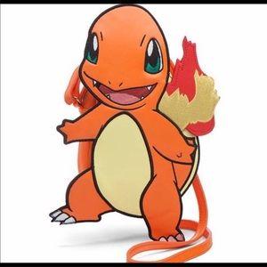 🆕 Crossbody Bag Pokémon Charmander Purse